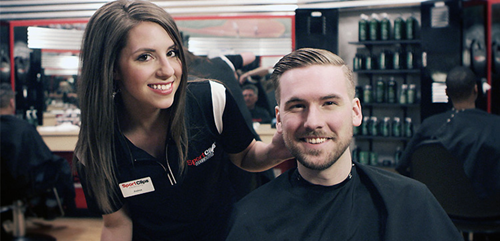 Sport Clips Haircuts of Powell  Haircuts